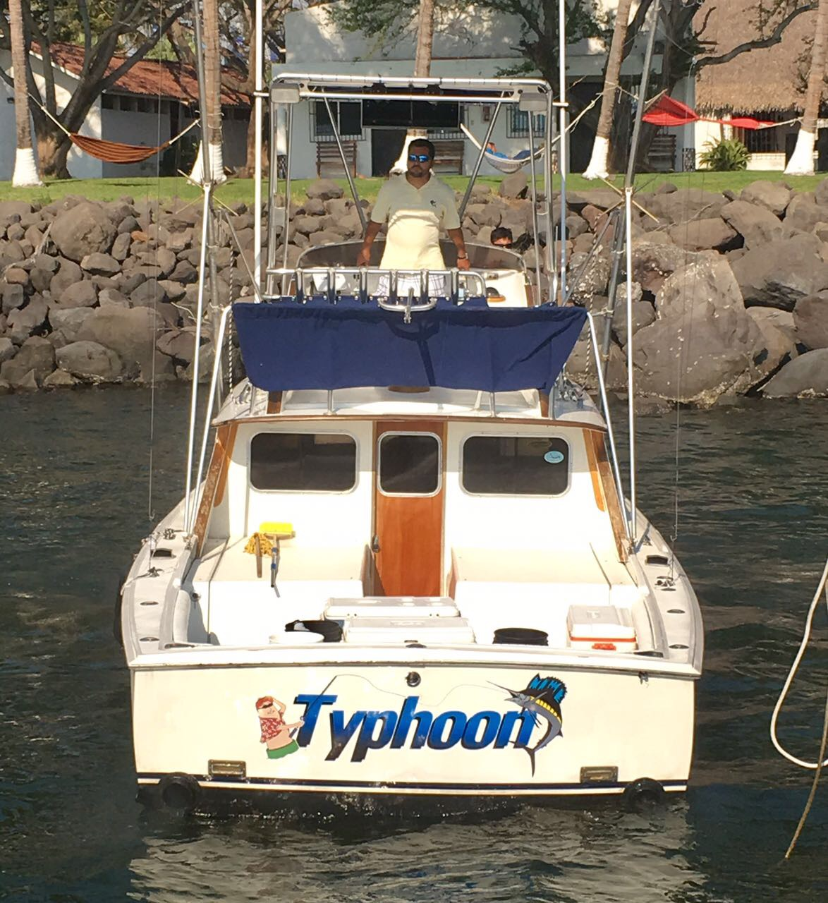 Typhoon sportfisher